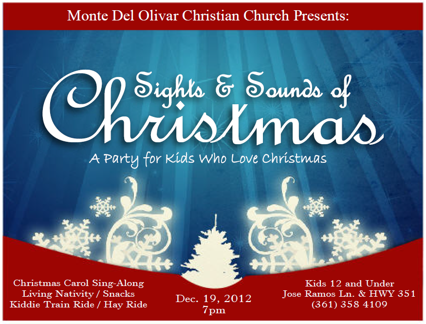 Sights And Sounds of Christmas | - Kingsway Church